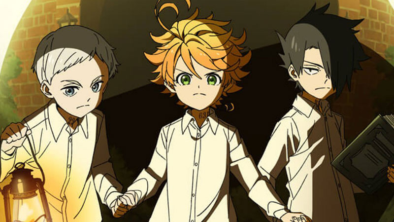The Promised Neverland Anime Screenshot