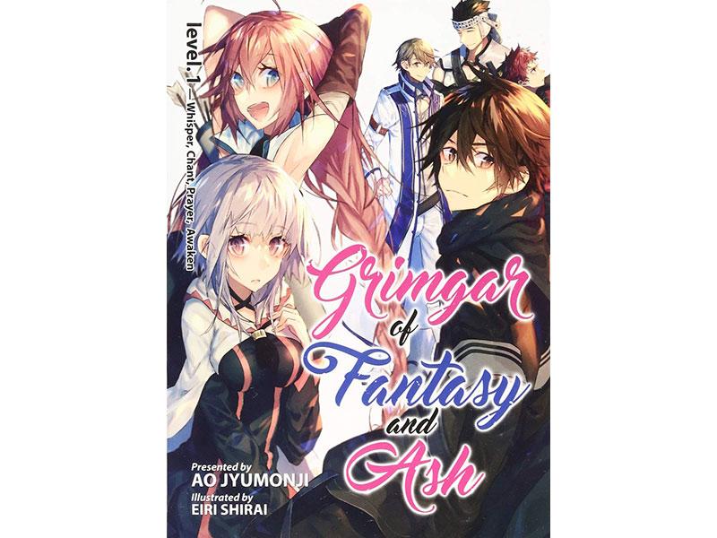 Grimgar of Fantasy and Ash English Light Novel Volume 1