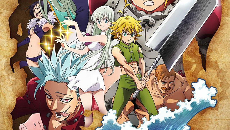 Seven Deadly Sins Season 3